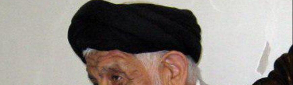 زندگینامه ابوالشهید حضرت آیت الله سید محمود ترابی (دامت برکاته)