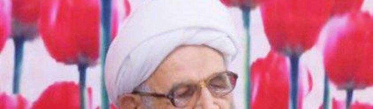 زندگینامه عالم مجاهد حجت الاسلام و المسلمین حاج شیخ محمد ترابی ( حفظه الله تعالی)