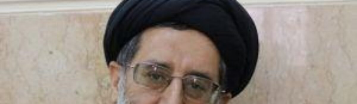 زندگینامه عالم مجاهد حضرت آیت الله سید محمد تقی قادری