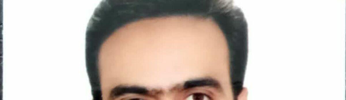 زندگینامه طلبه فاضل سید سعید حیدری نژاد