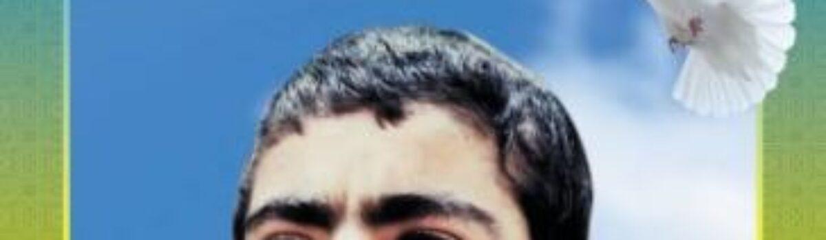 زندگینامه طلبه بسیجی ، شهید محمدرضا علیزاده برمی