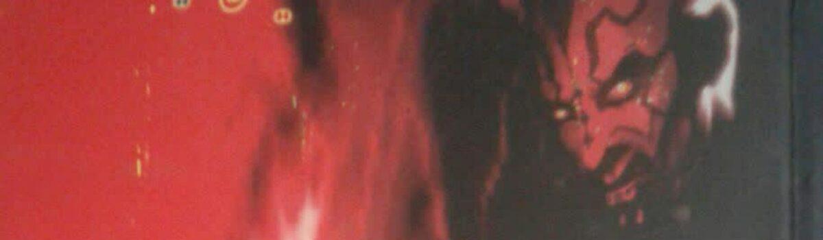 کتاب گروگان گیری (شیطان در تسخیر جلال)