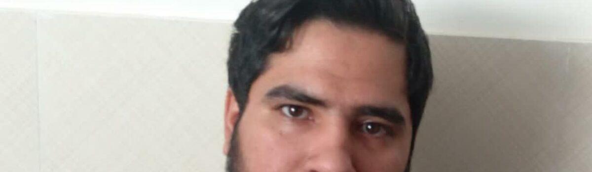 زندگینامه طلبه فاضل امین لادن