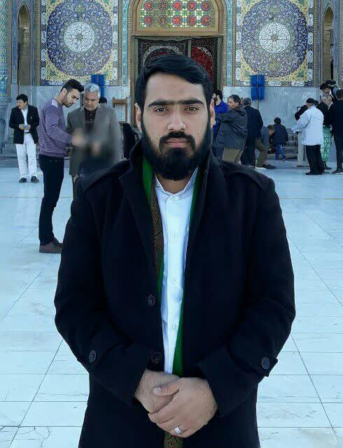 زندگینامه طلبه فاضل سید محمد باقر قادری