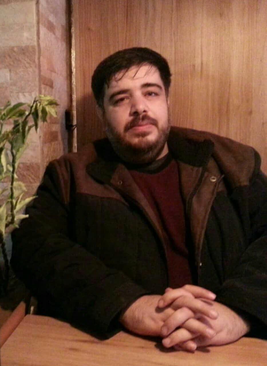 زندگینامه طلبه فاضل سید سعید شاهچراغی