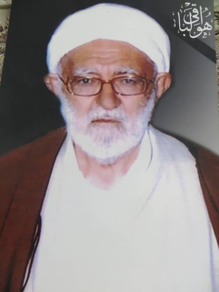 زندگینامه ابوالشهید ، مرحوم حجت الاسلام والمسلمین حاج شیخ علی اکبر سلطانی