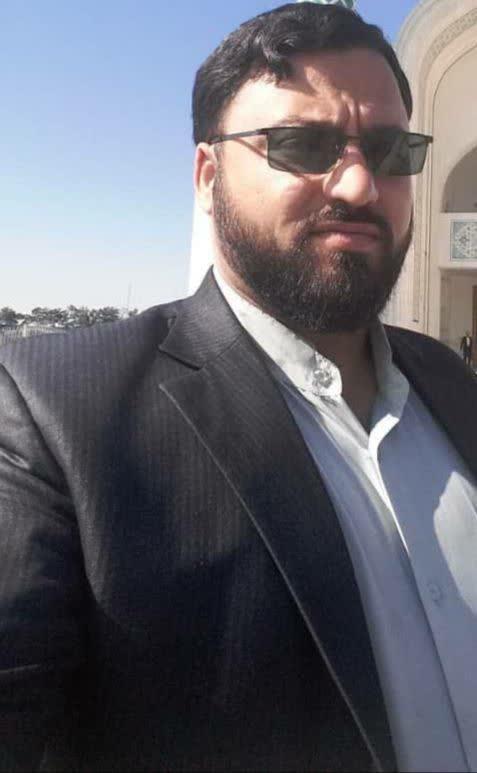 زندگینامه طلبه فاضل سید ناصر تقوی