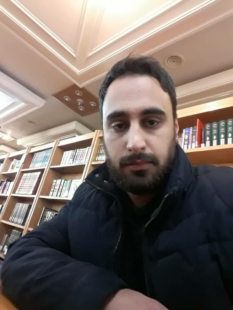 زندگینامه طلبه فاضل شهاب الدین کاظم زاده