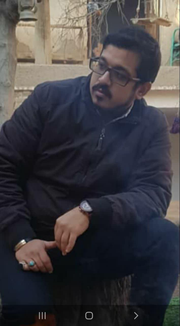 زندگینامه طلبه گرانقدر سعید فرحزادیانپور